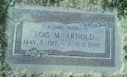 Lois M Arnold
