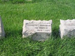 Elizabeth C <i>Dreyer</i> Vandenburg