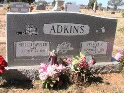Neill D Traveler Adkins