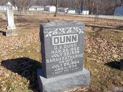 Sarah Katherine Kate <i>Edwards</i> Dunn