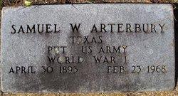 Samuel Webster Arterbury