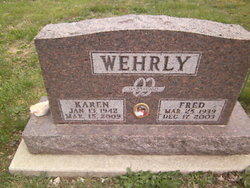 Fred Wehrly