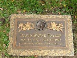 David Wayne Taylor