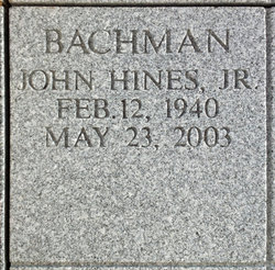 John Hines Bachman, Jr