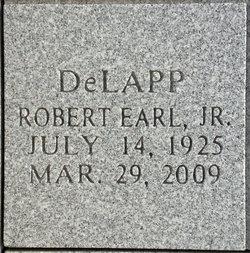 Robert Earl Bob DeLapp, Jr