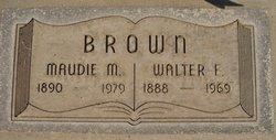 Maudie Mae <i>Reynolds</i> Brown