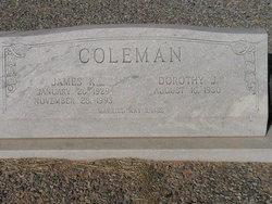 Dorothy Jean <i>Lee</i> Coleman