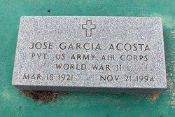 Pvt Jose Garcia Acosta