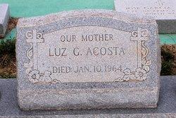 Luz <i>Garcia</i> Acosta