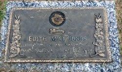 Edith Mai <i>Hutcherson</i> Jones