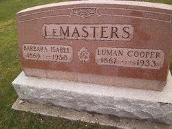 Luman Cooper LeMasters