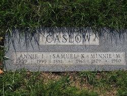Samuel Krebs Caslow
