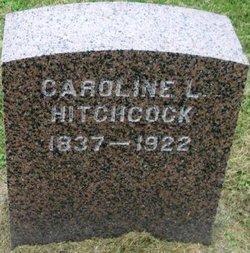 Caroline L <i>Hughes</i> Hitchcock