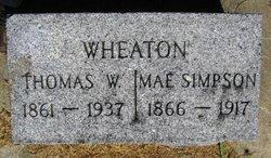 Thomas W Wheaton
