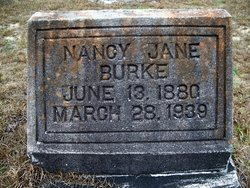 Nancy Jane Burke