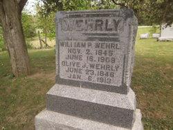 William P. Wehrly
