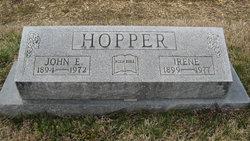 Irene J. <i>Pate</i> Hopper