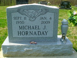 Michael J Hornaday