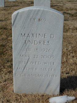 Maxine D. <i>Niere</i> Endres