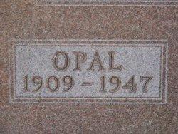 Opal Lenora <i>Hutchings</i> Campbell