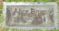 Alice <i>Sowards</i> Bryan