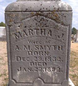 Martha Jane <i>Walters</i> Smyth