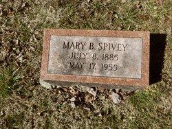 Mary B Spivey