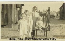 Ruth Ilene <i>Burnett</i> Faerber