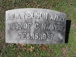 Adla <i>Nelson</i> Avery