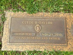 Clyde R Taylor