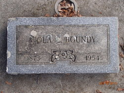 Viola Estella <i>Reed</i> Boundy