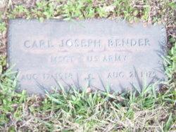 Carl Joseph Bender