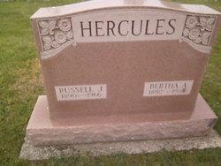 Bertha Alberta <i>LeMaster</i> Hercules