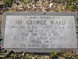 George Ward, Jr