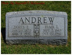 James Edward Andrew