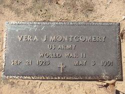Vera Joy Montgomery