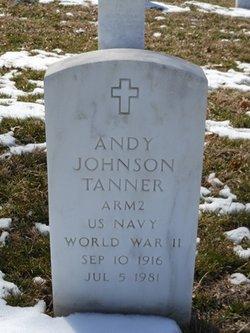 Andy Johnson Tanner, Jr