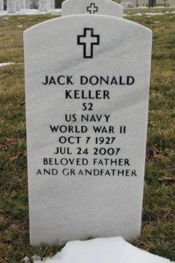 Jack Donald Keller