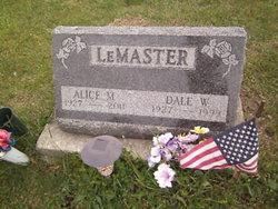 Alice <i>Hickey</i> LeMaster