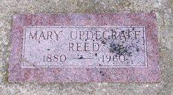 Mary <i>Updegroff</i> Reed