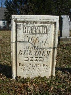 Hannah <i>Bibler</i> Benadum