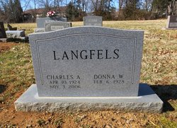 Charles Anthony Langfels