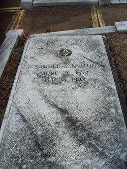 Samuel S Barton