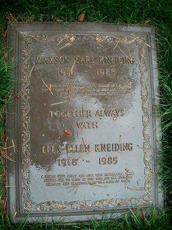 Lela Ellen <i>Reed</i> Kneiding