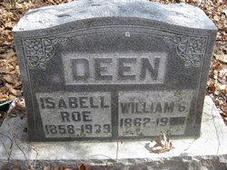 William G Deen