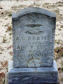 Aubrey B. Adams