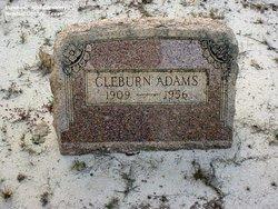 Cleburne Adams