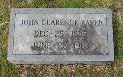 John Clarence Bayer