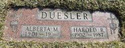 Harold Robert Duesler