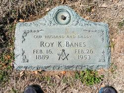 Roy Kenneth Banes